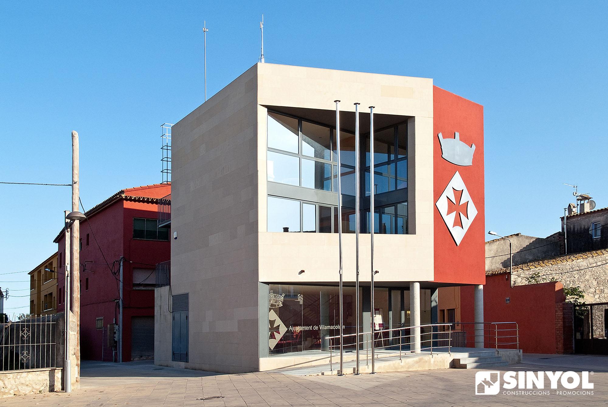 Ayuntamiento Vilamacolum